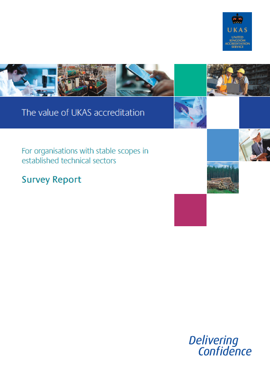 Accreditation helps businesses to win new or maintain existing business
