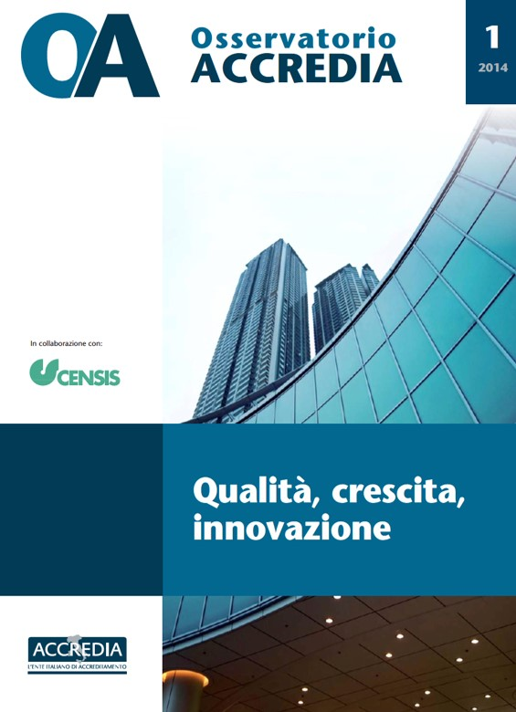 Censis Report: ISO 9001 certified companies perform better