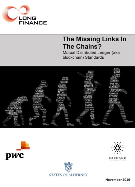 The Missing Links In The Chains? Mutual Distributed Ledger (aka blockchain) Standards